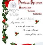 Manifesto auguri Natale